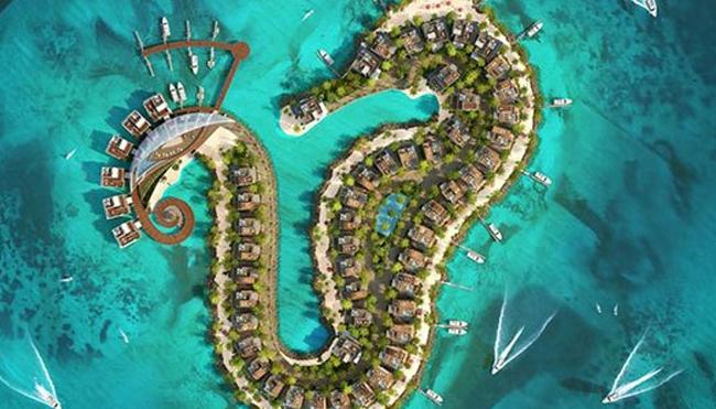Pulau Teraneh di Dunia