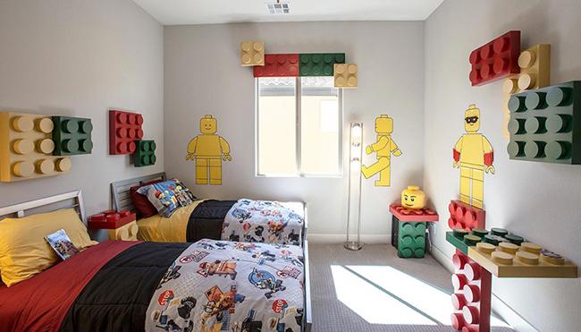 Inspirasi Desain Interior Kamar Anak