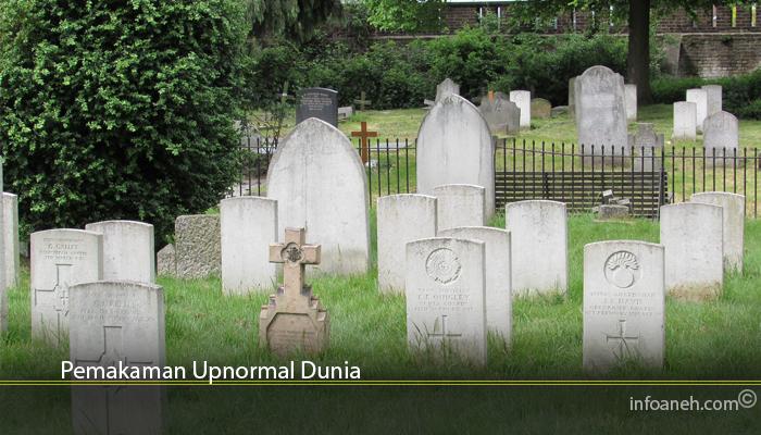 Pemakaman Upnormal Dunia